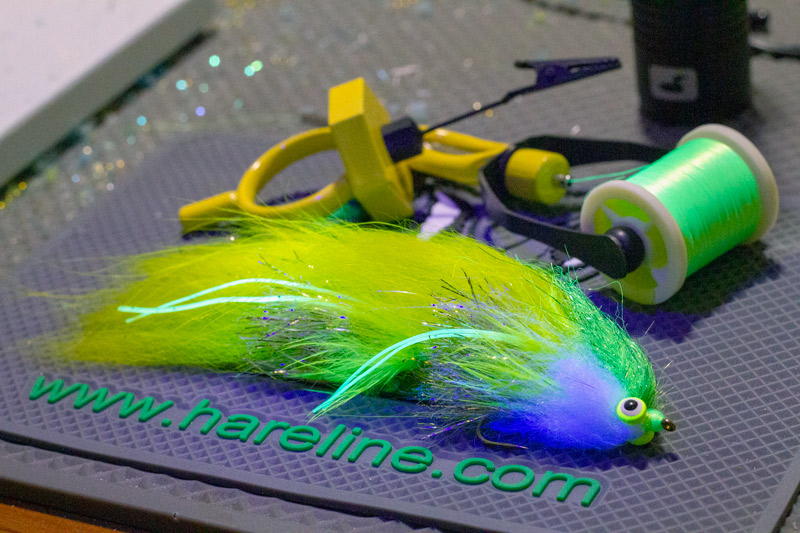 Destroyer Streamer Arctic Fox Olive